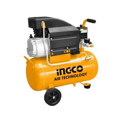 INGCO 8 bar, 1.5kw, 24L Air Compressor.