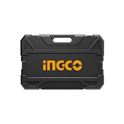 Ingco Professional Tool Set – 101Pcs – Black